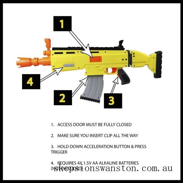 Outlet Sale NERF Fortnite AR-L
