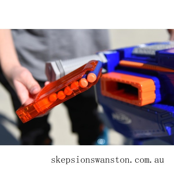 Discounted NERF Rapid Fire Blaster Scooter