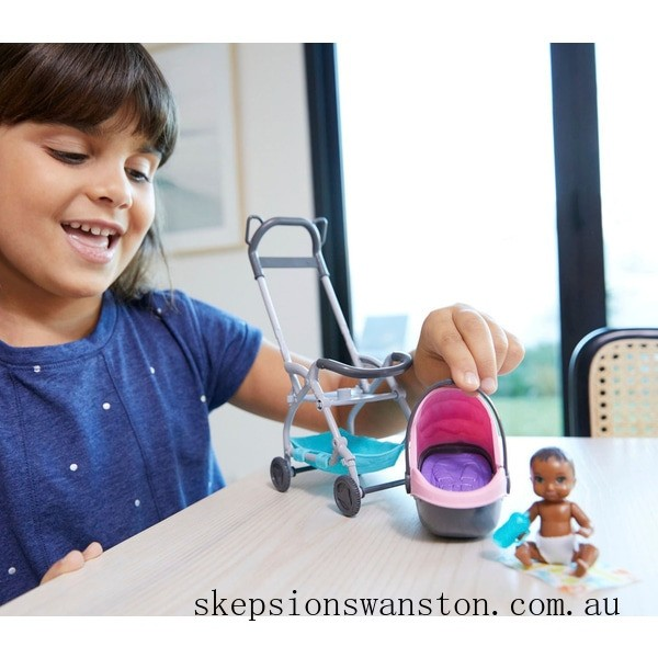 Discounted Barbie Skipper Babysitters Accessories Assortment