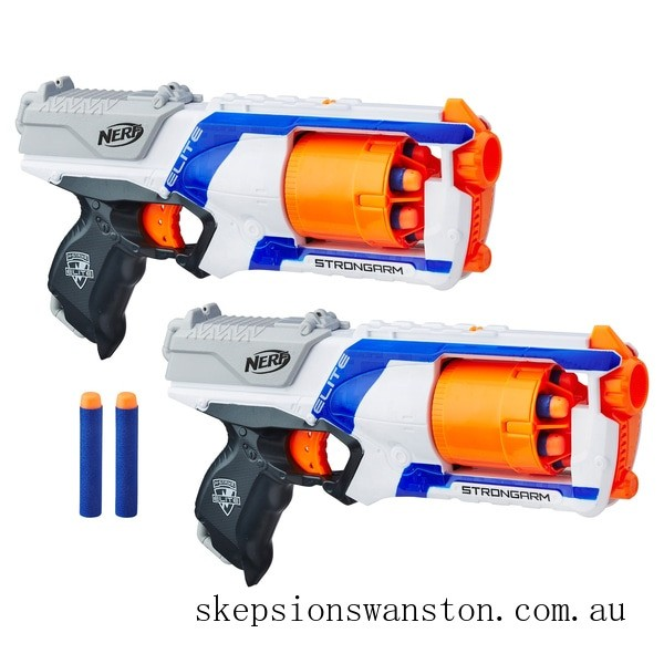 Hot Sale NERF Strongarm 2 Pack