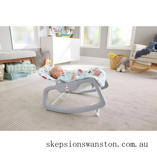 Hot Sale Fisher-Price Infant-to-Toddler Rocker -Terrazzo
