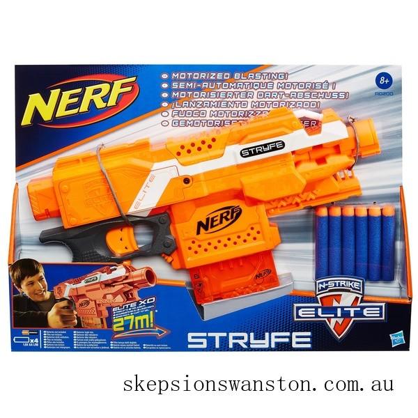 Genuine NERF N-Strike Elite Stryfe