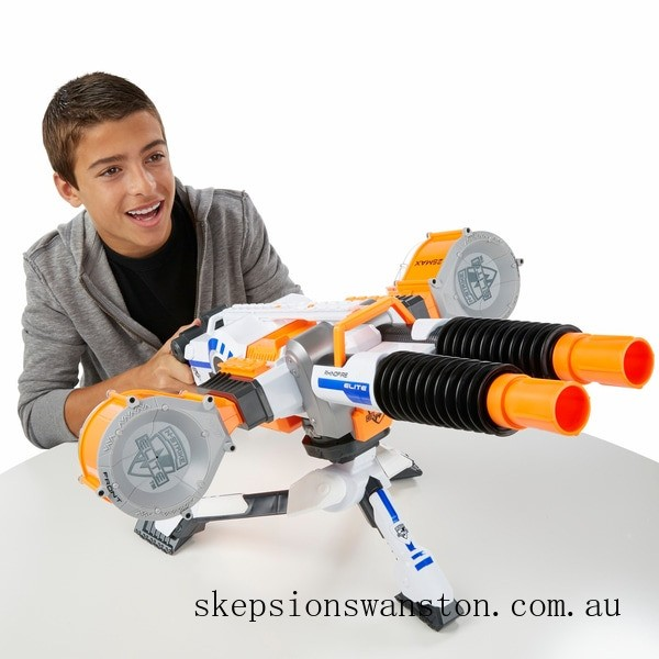 Discounted NERF N-Strike Rhino-Fire Blaster