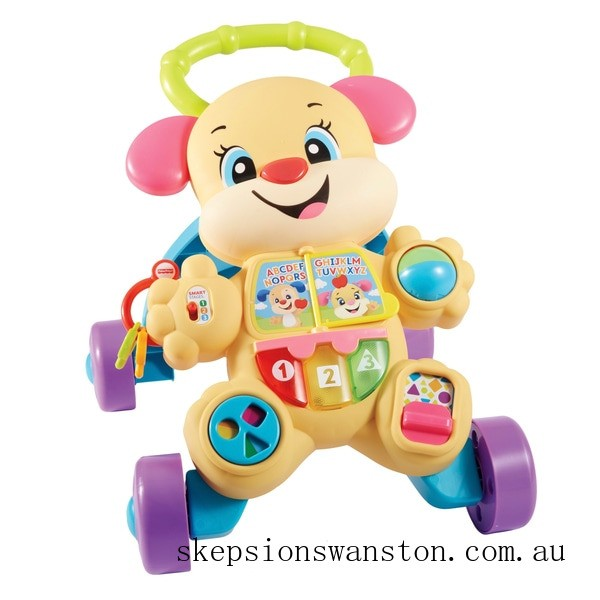 Clearance Fisher-Price Laugh and Learn Sis Baby Walker