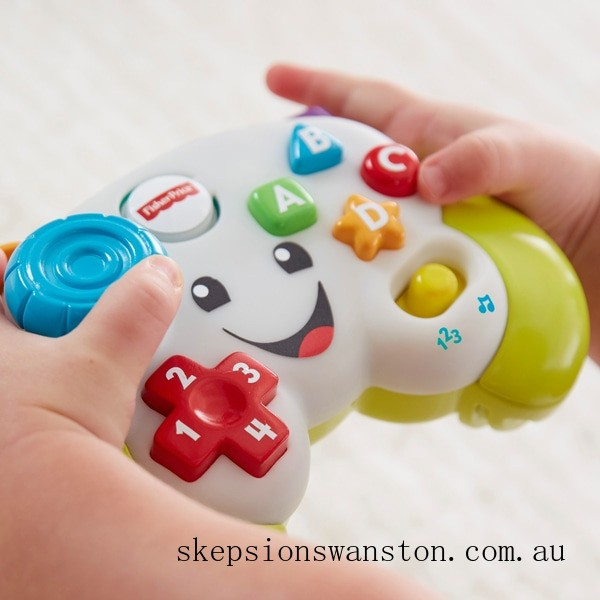 Genuine Fisher-Price Laugh & Learn Game & Learn Controller Baby Toy