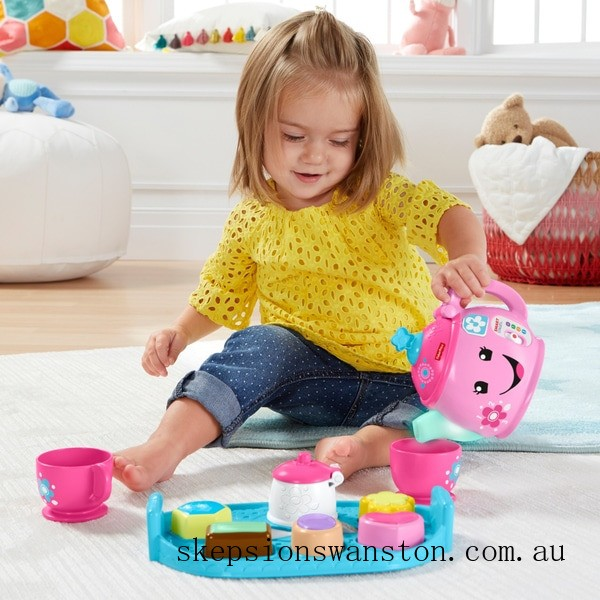 Hot Sale Fisher-Price Laugh & Learn Sweet Manners Tea Set