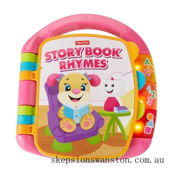 Discounted Fisher-Price Laugh & Learn Storybook Rhymes