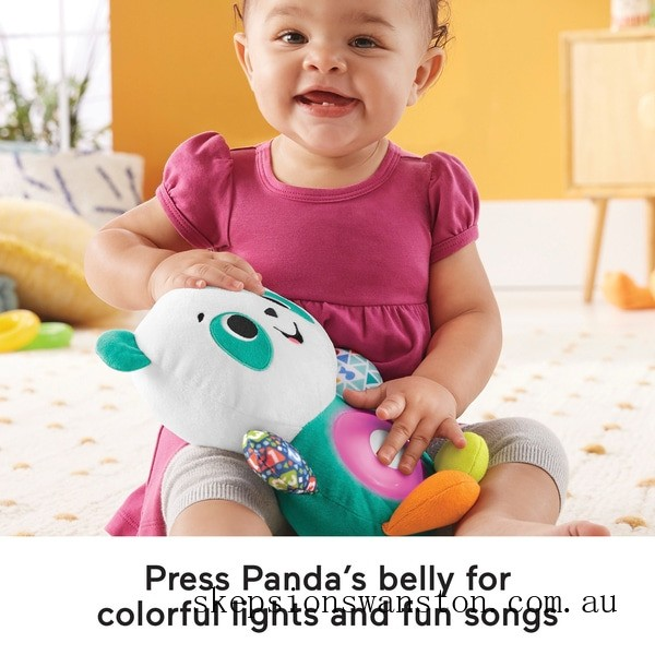 Discounted Fisher-Price Linkimals Play Together Panda
