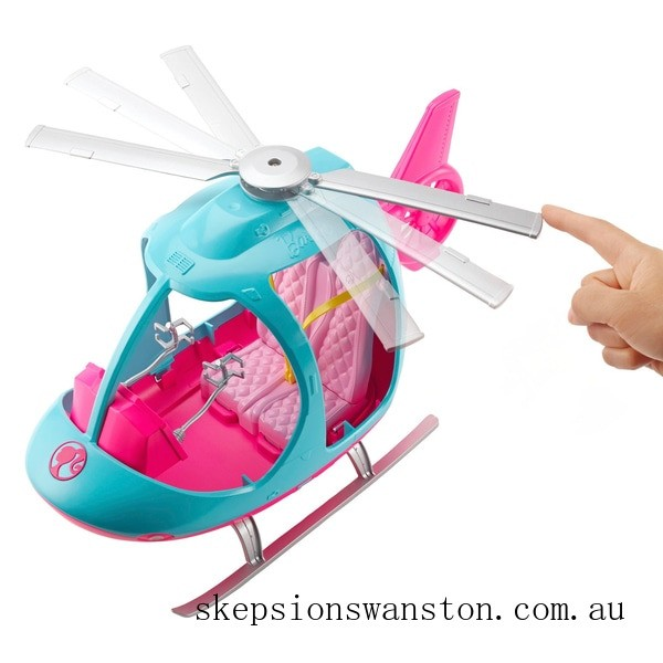 Outlet Sale Barbie Dreamhouse Adventures Helicopter