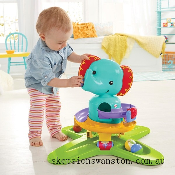 Outlet Sale Fisher-Price Swirlin' Surprise Elephant