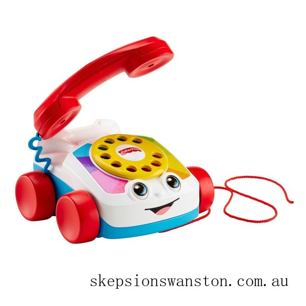 Discounted Fisher-Price Chatter Telephone