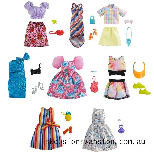 Clearance Barbie Fashion and Accessories Assortment