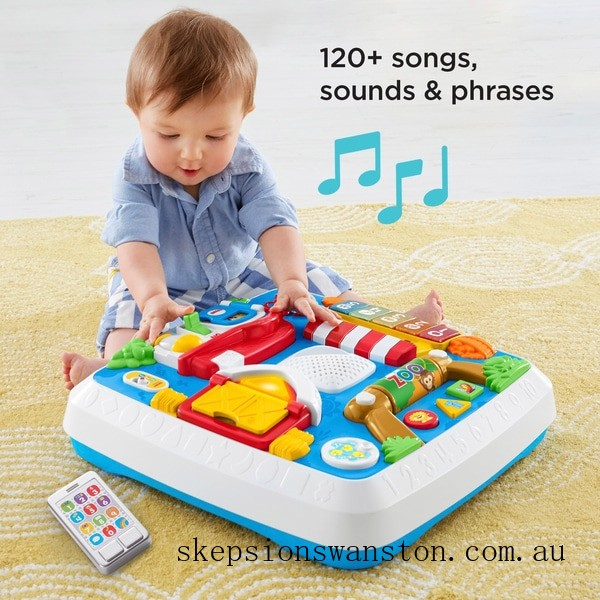 Hot Sale Fisher-Price Laugh & Learn Around the Town Learning Table