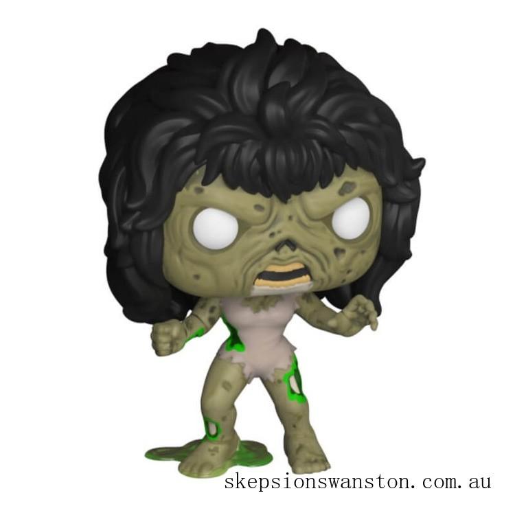 Marvel Zombies She-Hulk EXC Funko Pop! Vinyl Clearance Sale