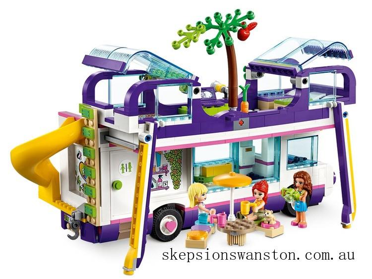 Hot Sale Lego Friendship Bus