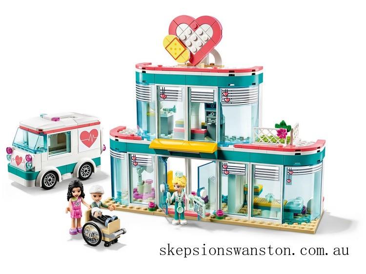 Hot Sale Lego Heartlake City Hospital