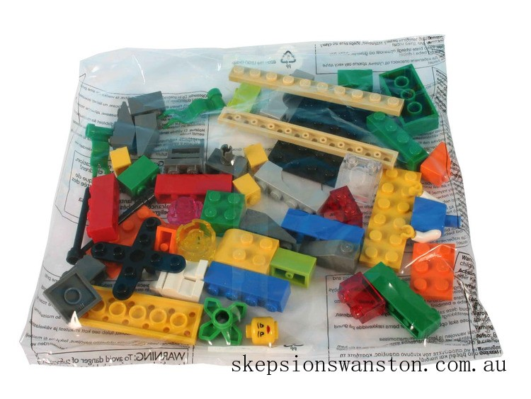 Clearance Lego Window Exploration Bag