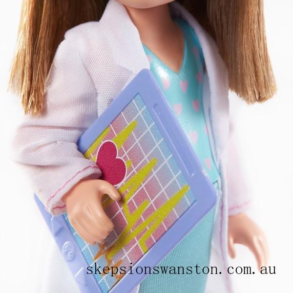 Hot Sale Barbie Chelsea Career Doll - Doctor