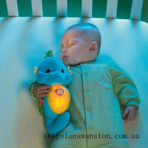 Discounted Fisher-Price Soothe & Glow Seahorse Baby Soother