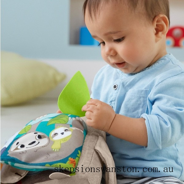 Clearance Fisher-Price Sit & Snuggle Activity Book