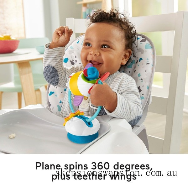 Hot Sale Fisher-Price Total Clean Activity Plane