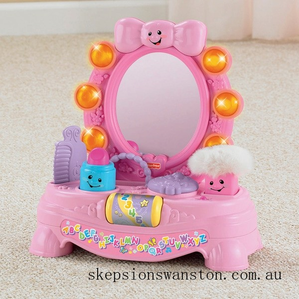 Discounted Fisher-Price Laugh & Learn Magical Musical Mirror