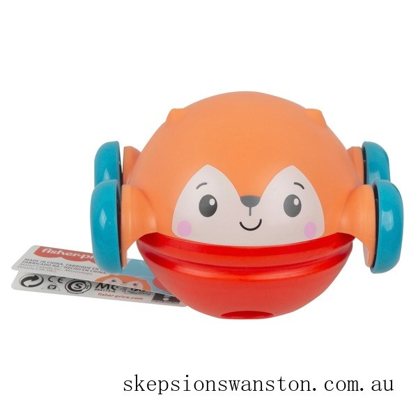 Hot Sale Fisher-Price Roll, Pop & Zoom Friends Assortment