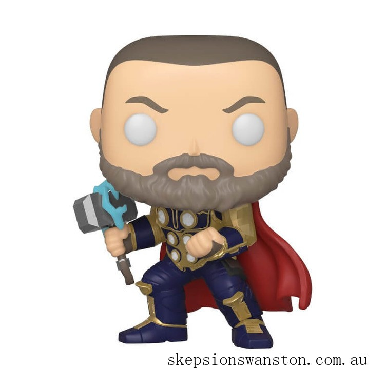 Marvel Avengers Game Thor (Stark Tech Suit) Funko Pop! Vinyl Clearance Sale