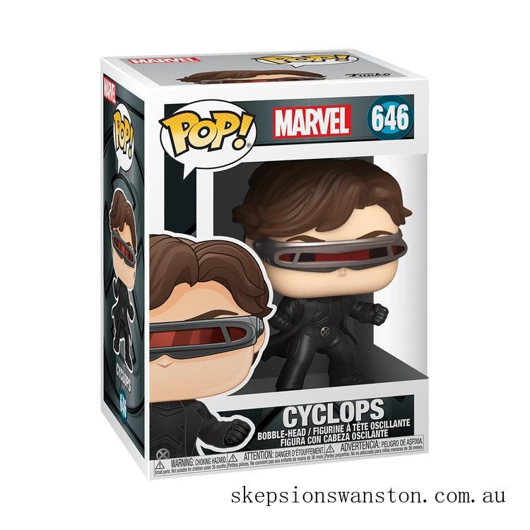Marvel X-Men 20th Cyclops Funko Pop! Vinyl Clearance Sale