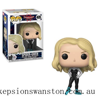 Marvel Spider-Man into the Spiderverse Spider-Gwen Funko Pop! Vinyl Clearance Sale