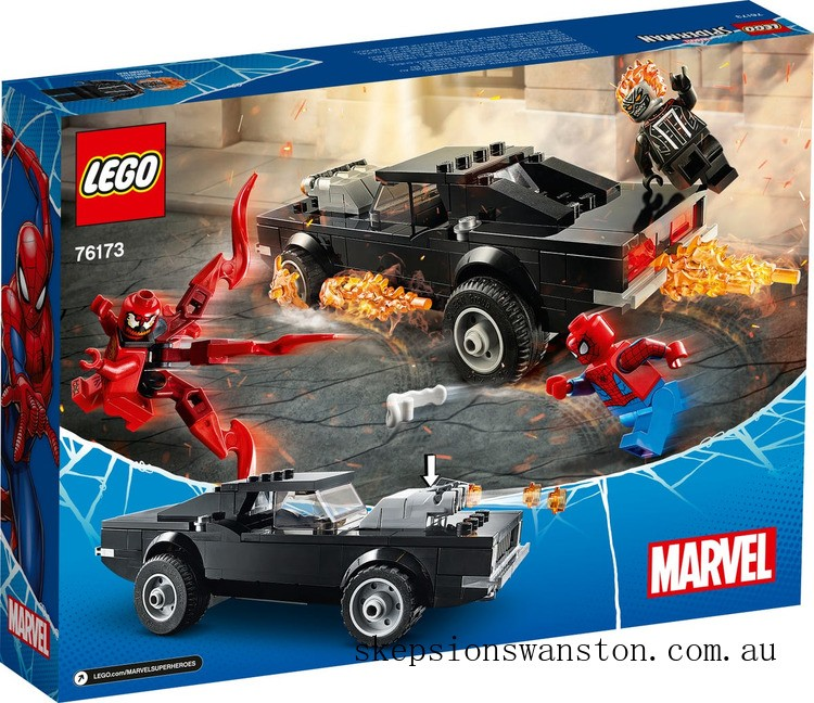 Outlet Sale Lego Spider-Man and Ghost Rider vs. Carnage