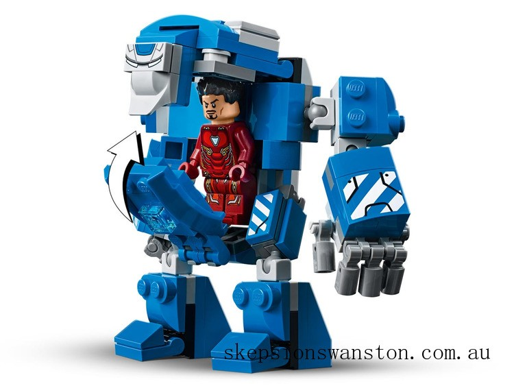 Genuine Lego Iron Man Hall of Armor