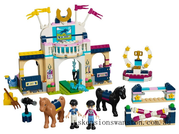 Outlet Sale Lego Stephanie's Horse Jumping