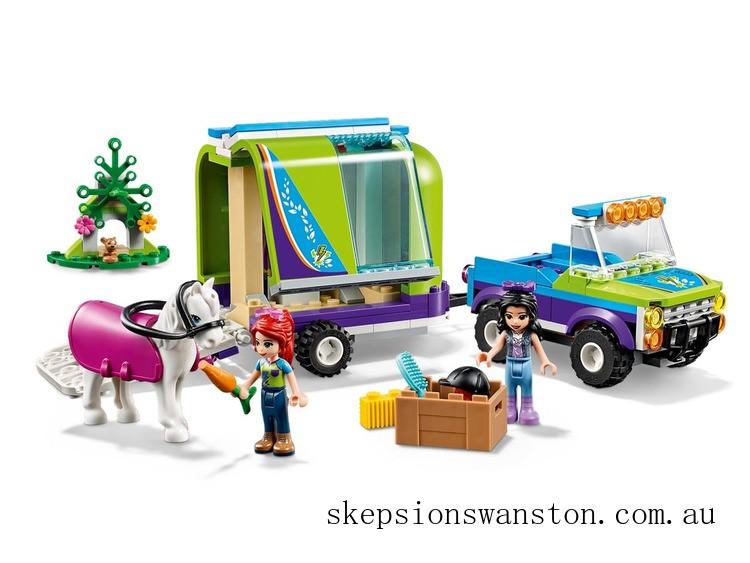 Discounted Lego Mia's Horse Trailer
